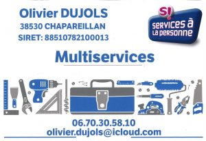 OLIVIER DUJOLS MULTISERVICES