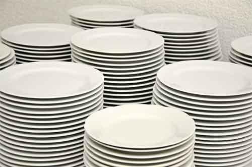 vaisselle-assiettes